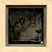 Buddha tintype #1